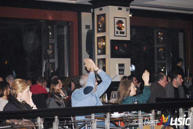 Poze public Directia 5 in Hard Rock Cafe