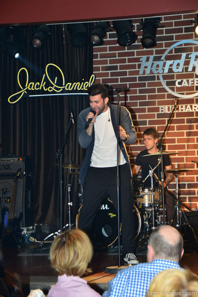 Poze concert Smiley in Hard Rock Cafe