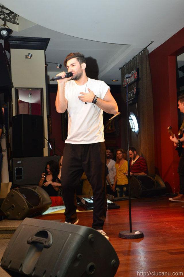 Poze concert Smiley in Hard Rock Cafe