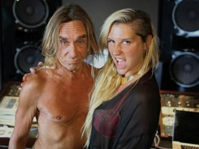 "Ke$ha si Iggy Pop, vorbe murdare in piesa ""Dirty Love"" (audio)"