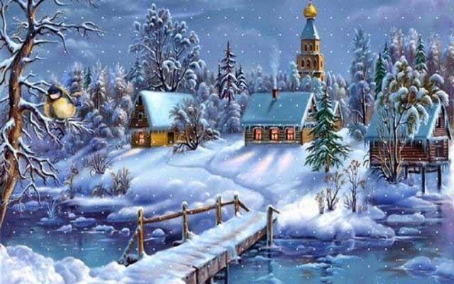 Cantece de iarna