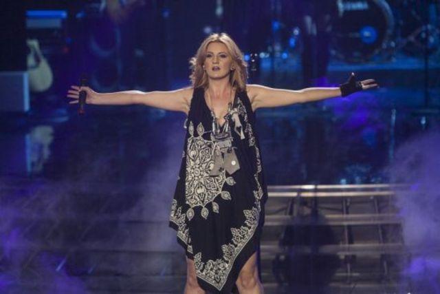 X Factor - finala: Natalia Selegean, eliminata. Tudor Turcu si Ioana Anuta se bat pentru titlu.