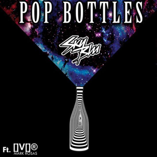 SkyBlu de la LMFAO lanseaza piesa Pop Bottles (audio)