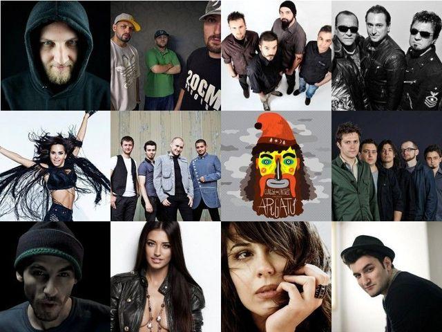 13 pentru 2013: Cele mai asteptate albume romanesti ale anului