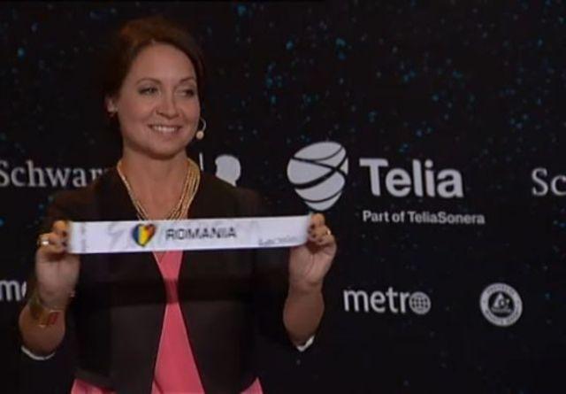 Eurovision 2013: Romania - in a doua semifinala