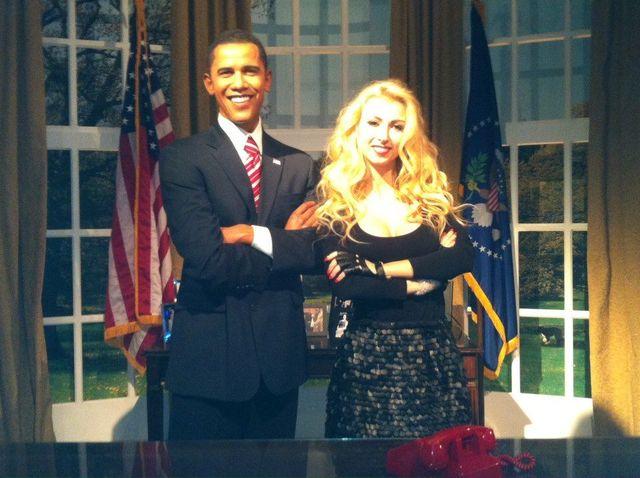 Andreea Balan si Keo in America