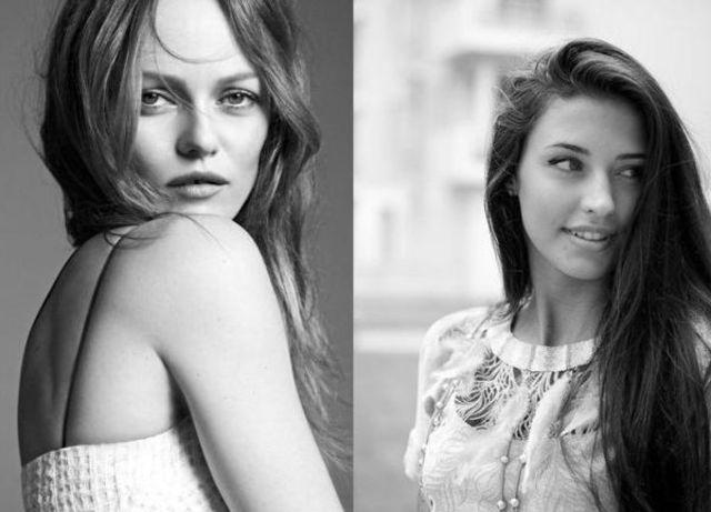 Antonia - Marabou, compusa initial pentru Vanessa Paradis