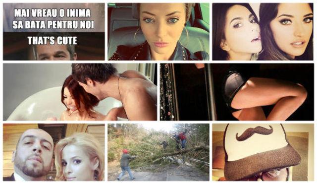 Ce poze si-au mai pus vedetele pe Facebook #47