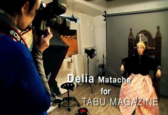 Delia - Tabu (aprilie 2013)