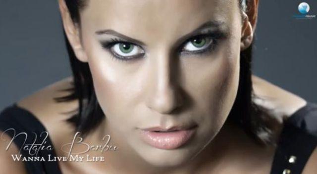 Natalia Barbu - Wanna Live My Life (single nou)