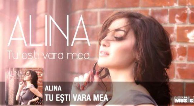 Alina Eremia - Tu esti vara mea (single nou)