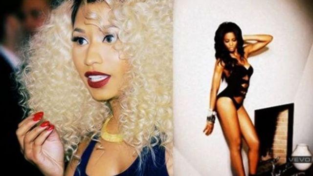 Ciara Feat. Nicki Minaj - I'm Out (single nou)