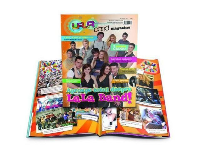 Revista LaLa Band