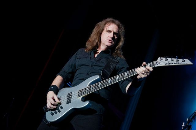 Megadeth la Bucuresti