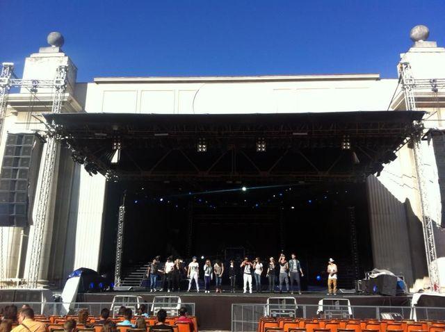 LaLa Band la Arenele Romane