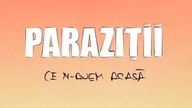 Parazitii - Ce n-avem acasa (teaser)