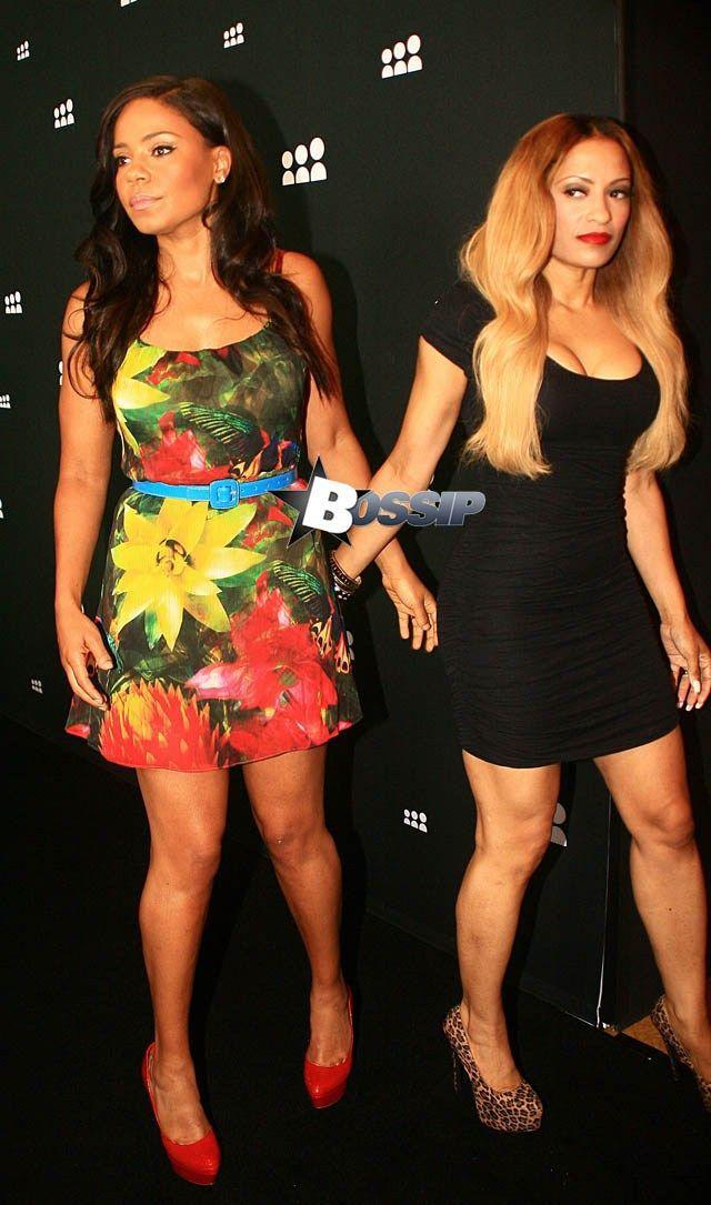 Sanaa Lathan si Melissa De Sousa