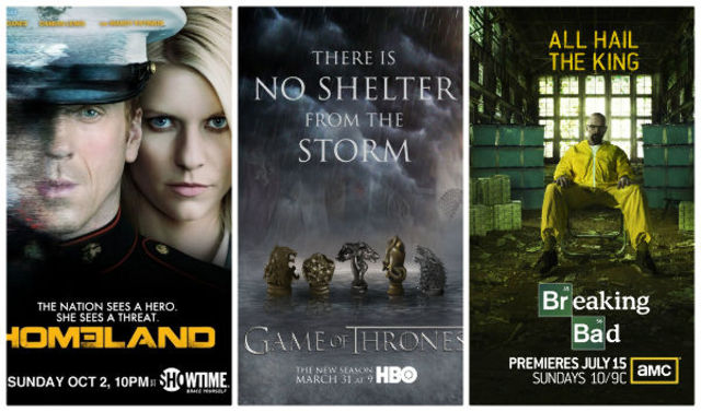Premiile Emmy 2013 - nominalizari: Breaking Bad, Homeland, Game Of Thrones