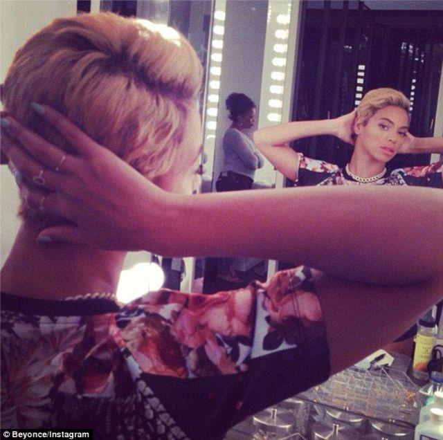 Beyonce - par scurt