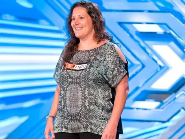 Din gardian la inchisoare, pe scena X Factor UK (video)