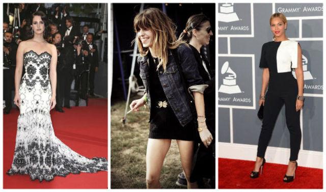 Top 10 cel mai bine imbracate femei din muzica in 2013