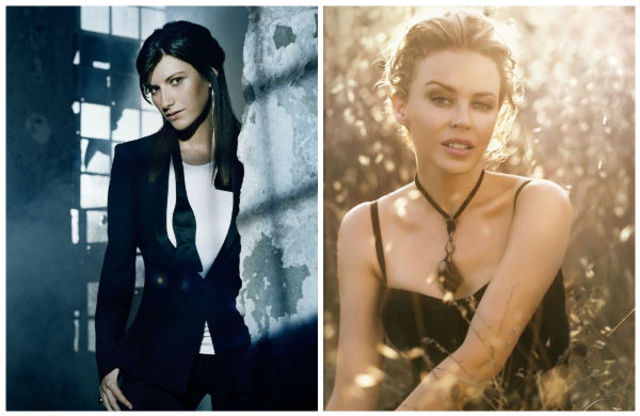 Laura Pausini & Kylie Minogue - Limpido (single nou)