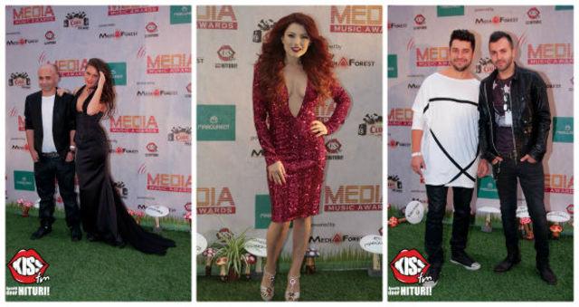 Vedete bine/ prost imbracate la Media Music Awards 2013 (poze)