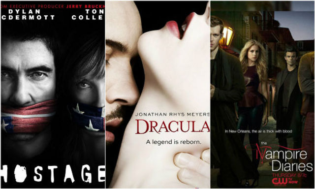 Seriale 2013: La ce ne uitam toamna aceasta