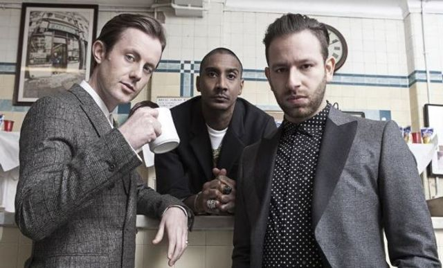 Chase & Status feat. Moko - Count On Me (videoclip nou)