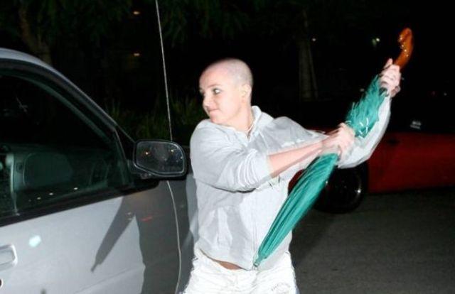Britney Spears in 8 ipostaze penibile