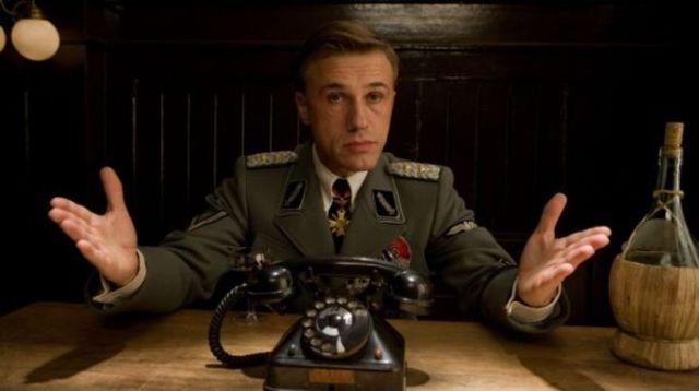 Christoph Waltz in filme: 6 scene memorabile