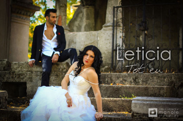 Leticia - Tot eu (single nou)