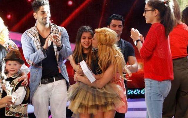 Next Star: Vanessa Marzavan a castigat cea de-a cincea gala (video)