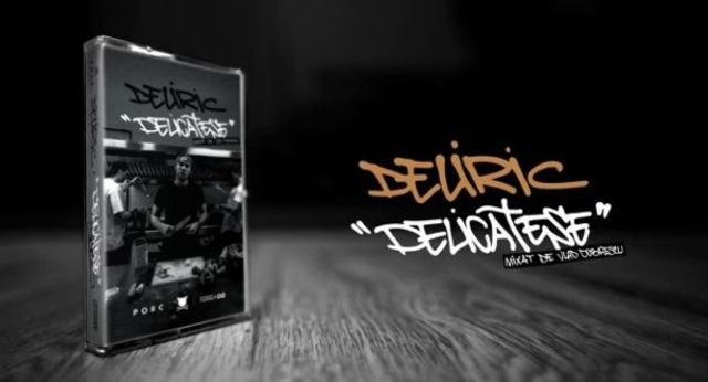 Deliric feat. Nwanda, Pietonu - Metal (piesa noua)