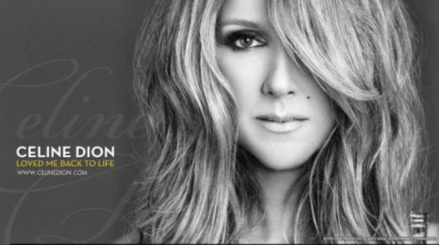 Celine Dion - Loved Me Back To Life (streaming album)