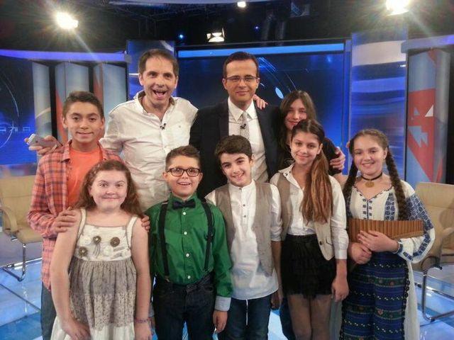 Next Star: finalistii sezonului 2 la Sinteza Zilei (video)