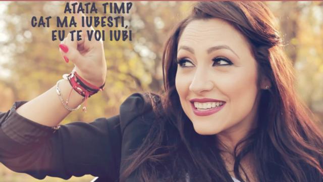 Andra feat. Marius Moga - Atata timp cat ma iubesti (single nou)