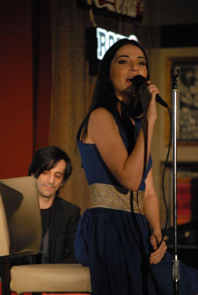 Alexandra Usurelu, Mariano Castro (Narcotango) si Bobby Stoica