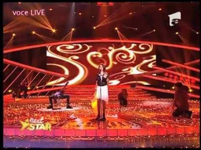 Next Star: Ioana Rusnac, concurenta care l-a impresionat pe Dan Negru (video)
