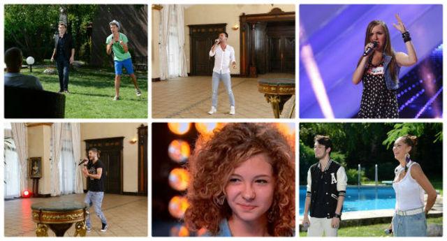 X Factor, sezonul 3: s-au decis cei 15 finalisti. Voteaza-ti preferatul (video)