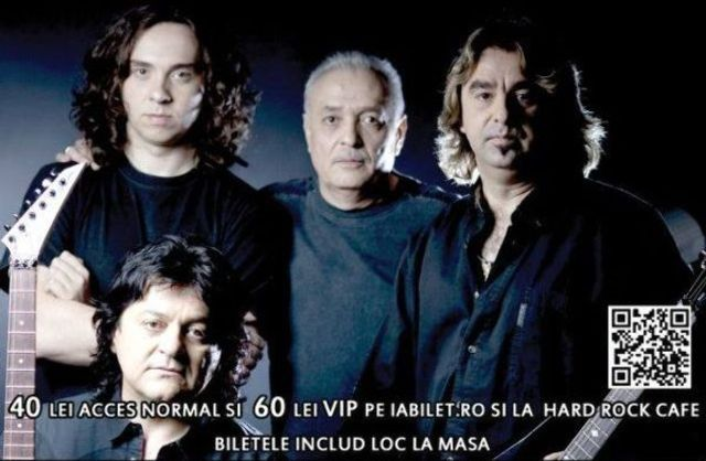 Concurs: invitatii la concertul Compact din Hard Rock Cafe