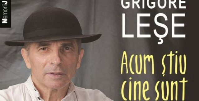 Grigore Lese isi lanseaza o carte la Gaudeamus