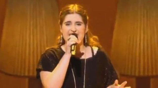 Ramona Sulita, pustoaica romanca din finala Belgium's Got Talent (video)