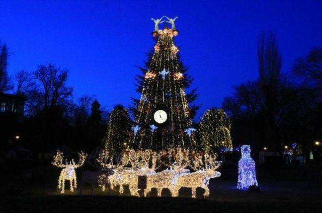 Incepe Bucharest Christmas Market 2013