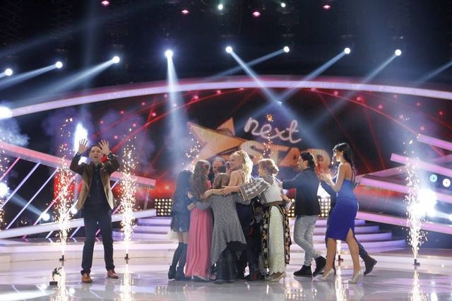 Next Star - finala de popularitate: vezi momentele concurentilor (video)