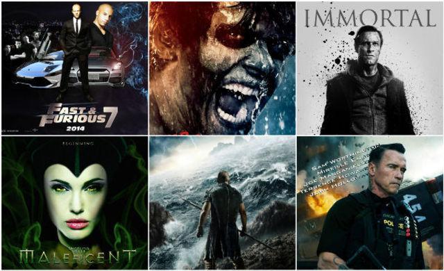 14 pentru 2014: Cele mai asteptate filme ale anului