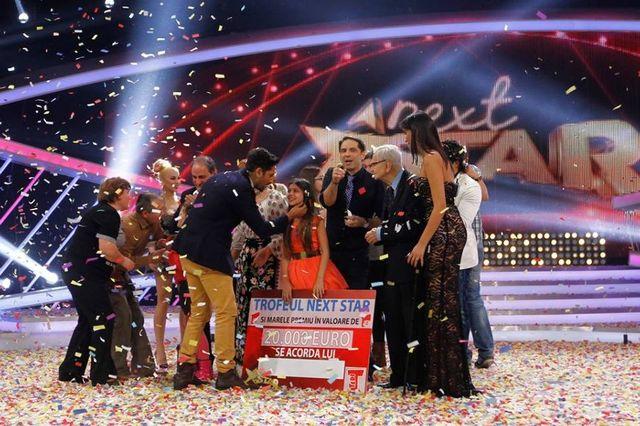 Vanessa Marzavan este Next Star (video)
