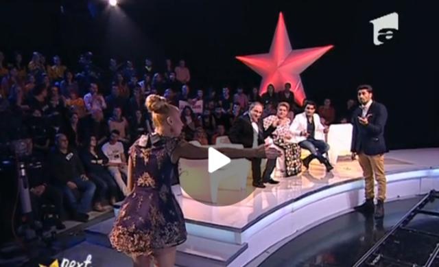 Next Star: Lora si Connect-R, cearta in finala (video)