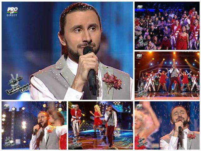 Vocea Romaniei, sezon 3: vezi prestatiile din semifinala (video)