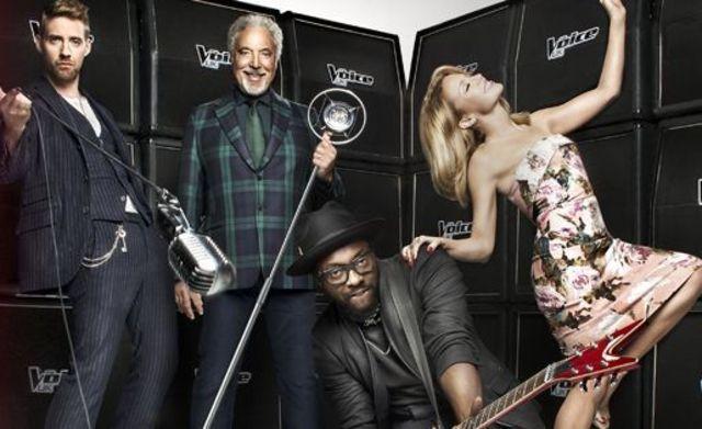 The Voice UK: primele imagini cu Ricky Wilson (Kaiser Chiefs) si Kylie Minogue in rol de jurati (video)